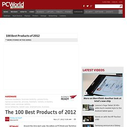 The 100 Best Products of 2012