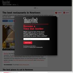 The 14 Best Restaurants in Newtown