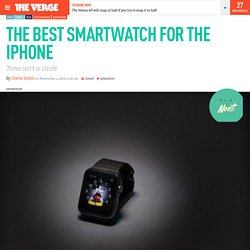The best smartwatch for the iPhone