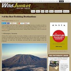 7 of the Best Trekking Destinations