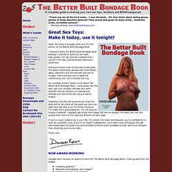 The Better Built Bondage Book
