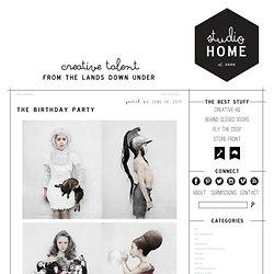 The Birthday Party | Studio Home