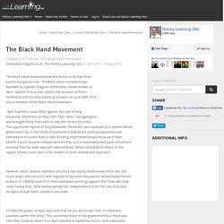 The Black Hand Movement
