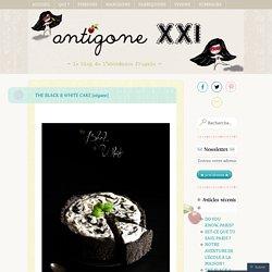 THE BLACK & WHITE CAKE {végane}