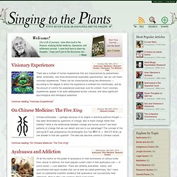 The Blog | Singing to the Plants