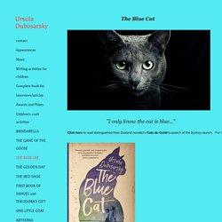 THE BLUE CAT — Ursula Dubosarsky