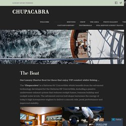 The Boat – Chupacabra