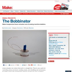 The Bobbinator