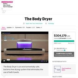 The Body Dryer