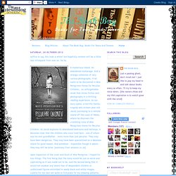 The Book Bug: Books For Teens and Tweens