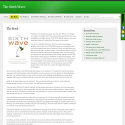 The Book :: The Sixth Wave