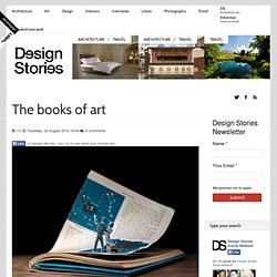 My Design Stories The books of art