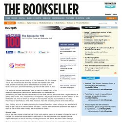 The Bookseller 100