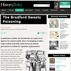 The Bradford Sweets Poisoning