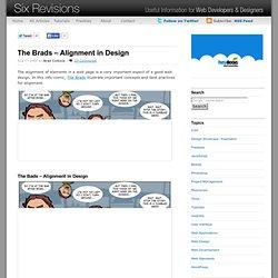 The Brads - Alignment in Design