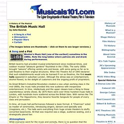 The British Music Hall