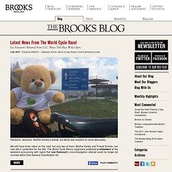 The Brooks England Blog