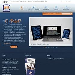 The C-Print® System