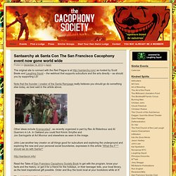 The Cacophony Society