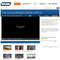 The Callie Crossley Show