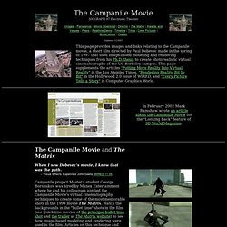 The Campanile Movie