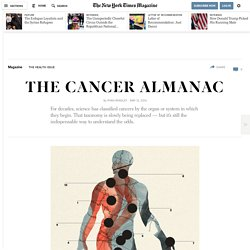 The Cancer Almanac