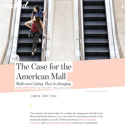 The Case for the American Mall