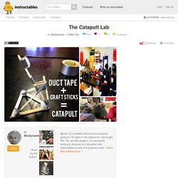 The Catapult Lab: 7 Steps