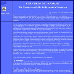 The celts in Germany