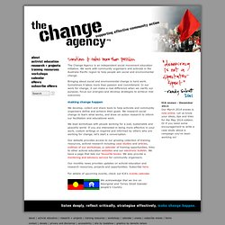 The Change Agency