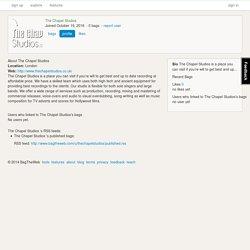 The Chapel Studios's profile