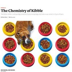 The Chemistry of Kibble