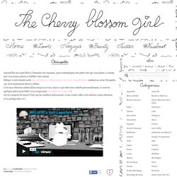 The cherry blossom girl - Mozilla Firefox