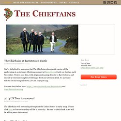 : The Chieftains - Celebrating 40 years of music :