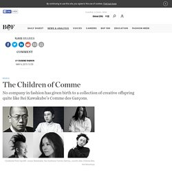 The Children of Comme
