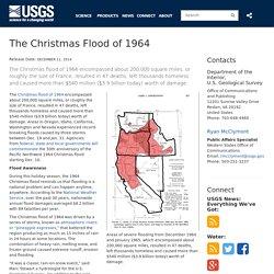 The Christmas Flood of 1964