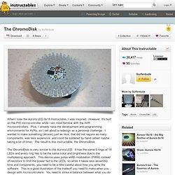 The ChromoDisk