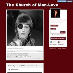 The Church of Man-Love