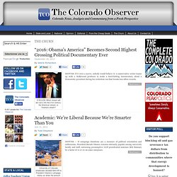 The Colorado Observer