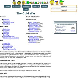 The Cold War for Kids