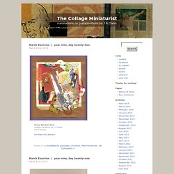 The Collage Miniaturist