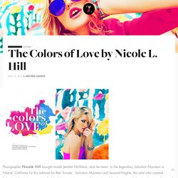 """The Colors of Love by Nicole L. Hill"