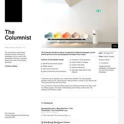 The Columnist | The Columnist