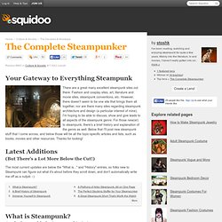 The Complete Steampunker