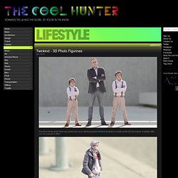 The Cool Hunter - Lifestyle
