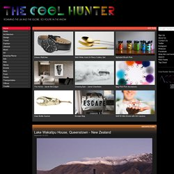 The Cool Hunter - Welcome