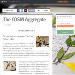 The COSM Aggregate