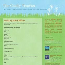 The Crafty Teacher