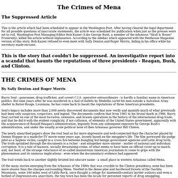 The Crimes of Mena