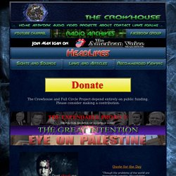 The CrowHouse Homepage